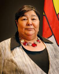 Minister Monica Ell